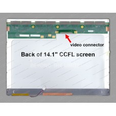 Display laptop IBM Lenovo THINKPAD T43 2668-C5U 14.1 inchScreen XGA (1024x768) Matte CCFL 1 lampa