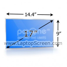 Display laptop Dell INSPIRON 1721 functioneaza numai cu Sharp