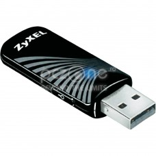 USB Adapter ZyXEL Dual-Band Wireless AC600, 802.11ac 150Mbps NWD6505-EU0101F