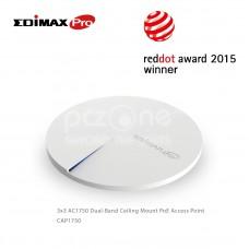 Access Point Edimax 3x3 AC Dual-Band Ceiling-Mount PoE CAP1750