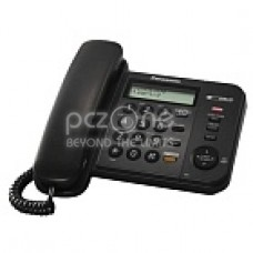 Telefon analogic Panasonic KX-TS580FXB negru - PNTEL-TS580FXB