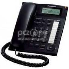 Telefon analogic Panasonic KX-TS880FXB negru - PNTEL-TS880FXB