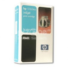 Cartus cerneala HP Black Inkjet Print Cartridge for Thinkjet and Quietjet printers - 51604A