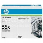 Cartus toner HP Color LaserJet CE255X Black