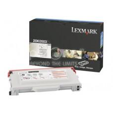 Cartus toner Lexmark C510 black 5K - 20K0503