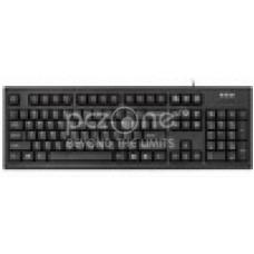 Tastatura A4Tech KRS-85-USB USB neagra